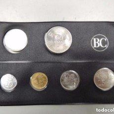 Monedas de España: CAMPEONATO MUNDIAL DE FÚTBOL SERIE NUMISMATICA ESPAÑA AÑO 1982. Lote 140481978