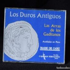 Monedas de España: COLECCIÓN DUROS ANTIGUOS EN PLATA. Lote 140987306