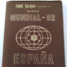 Monedas de España: SERIE NUMISMÁTICA MUNDIAL DE FUTBOL ESPAÑA1982 (¡INCOMPLETA!). Lote 142196910