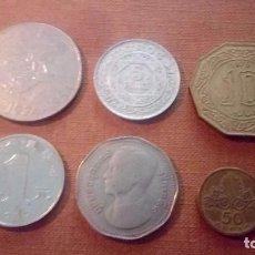 Monedas de España: LOTE DE MONEDAS VARIAS DEL MUNDO. Lote 143053578