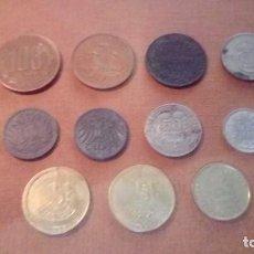 Monedas de España: LOTE DE MONEDAS EXTRANJERAS. Lote 143054906