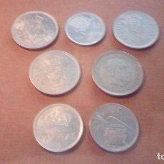 Monedas de España: MONEDAS DE ESPAÑA VARIAS. Lote 143055070
