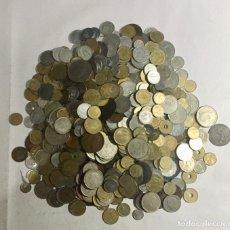 Monedas de España: 2,700 KGS DE MONEDAS./PAISES VARIOS:EUROPA,ESPAÑA,AMERICA,INGLATERRA ,ITALIA,FRANCIA,ETC,ETC.. Lote 143312622
