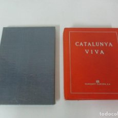 Monedas de España: COLECCIÓN CATALUNYA VIVA - 30 MONEDAS CONMEMORATIVAS, PLATA 1000/1000 - CON LIBRO - NUMIS-ART. Lote 143355746