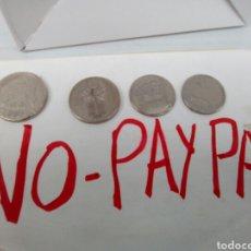 Monedas de España: ATENCIÓN LOTE SERIE 4 MONEDAS EUSKAL HERRIA NABARRO EUSKAL TXANPONA HERRI BATASUN. Lote 143374389