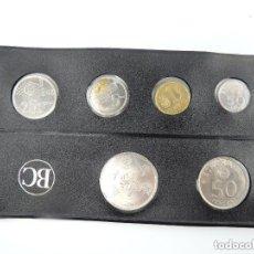 Monedas de España: CAMPEONATO MUNDIAL DE FÚTBOL SERIE NUMISMATICA ESPAÑA AÑO 1982. Lote 143719770