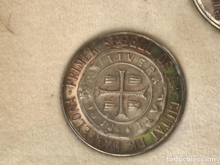 Monedas de España: ARRAS DE CATALUÑA 1972 PLATA PURA EN ESTUCHE ESPECIAL DE LUJO NUMIS ART EUROPA. VER FOTOS ANEXAS. - Foto 3 - 145318034