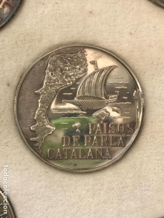 Monedas de España: ARRAS DE CATALUÑA 1972 PLATA PURA EN ESTUCHE ESPECIAL DE LUJO NUMIS ART EUROPA. VER FOTOS ANEXAS. - Foto 5 - 145318034