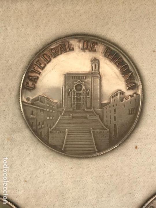 Monedas de España: ARRAS DE CATALUÑA 1972 PLATA PURA EN ESTUCHE ESPECIAL DE LUJO NUMIS ART EUROPA. VER FOTOS ANEXAS. - Foto 6 - 145318034