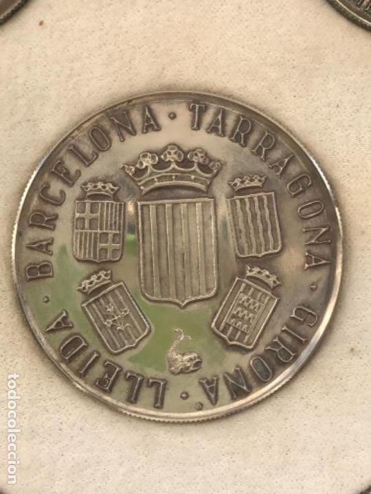 Monedas de España: ARRAS DE CATALUÑA 1972 PLATA PURA EN ESTUCHE ESPECIAL DE LUJO NUMIS ART EUROPA. VER FOTOS ANEXAS. - Foto 7 - 145318034