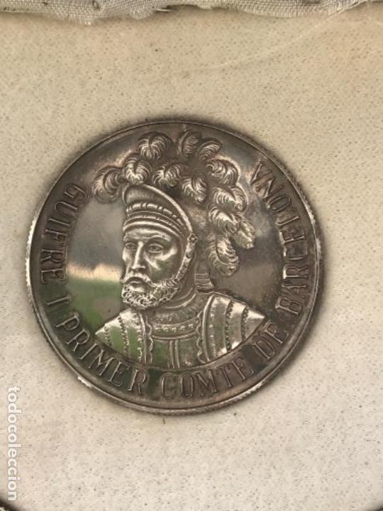 Monedas de España: ARRAS DE CATALUÑA 1972 PLATA PURA EN ESTUCHE ESPECIAL DE LUJO NUMIS ART EUROPA. VER FOTOS ANEXAS. - Foto 9 - 145318034