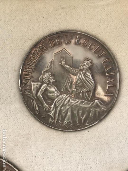 Monedas de España: ARRAS DE CATALUÑA 1972 PLATA PURA EN ESTUCHE ESPECIAL DE LUJO NUMIS ART EUROPA. VER FOTOS ANEXAS. - Foto 10 - 145318034