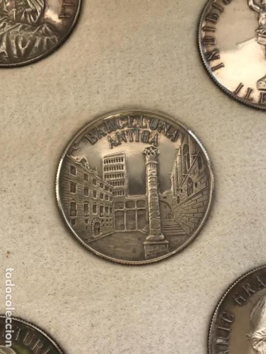 Monedas de España: ARRAS DE CATALUÑA 1972 PLATA PURA EN ESTUCHE ESPECIAL DE LUJO NUMIS ART EUROPA. VER FOTOS ANEXAS. - Foto 11 - 145318034
