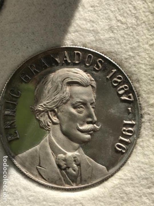 Monedas de España: ARRAS DE CATALUÑA 1972 PLATA PURA EN ESTUCHE ESPECIAL DE LUJO NUMIS ART EUROPA. VER FOTOS ANEXAS. - Foto 17 - 145318034