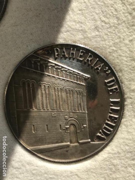 Monedas de España: ARRAS DE CATALUÑA 1972 PLATA PURA EN ESTUCHE ESPECIAL DE LUJO NUMIS ART EUROPA. VER FOTOS ANEXAS. - Foto 18 - 145318034