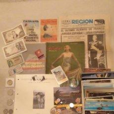 Monedas de España: EXTRAORDINARIO LOTE COLECCIONISMO. LEER DESCRIPCIÓN,VER FOTOS. Lote 147550358
