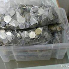 Monedas de España: ESPAÑA MONEDAS ESPAÑOLAS BOLSA 2 KILOS. Lote 147565558
