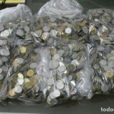 Monedas de España: ESPAÑA MONEDAS ESPAÑOLAS BOLSA 1 KILOS. Lote 151984236