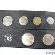 Monedas de España: CAMPEONATO MUNDIAL DE FÚTBOL SERIE NUMISMATICA ESPAÑA AÑO 1982. Lote 147659694