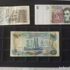 Monedas de España: BIL99 - COLECCION DE DIEZ BILLETES EXTRANJEROS. Lote 147748586