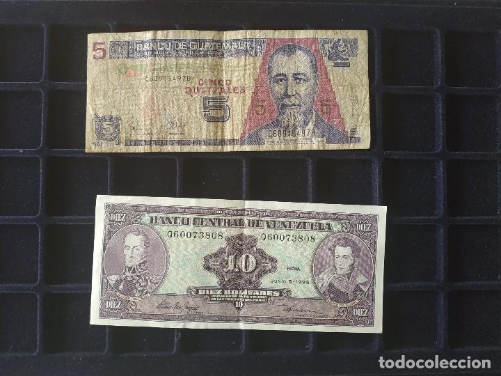 Monedas de España: BIL99 - COLECCION DE DIEZ BILLETES EXTRANJEROS - Foto 5 - 147748586