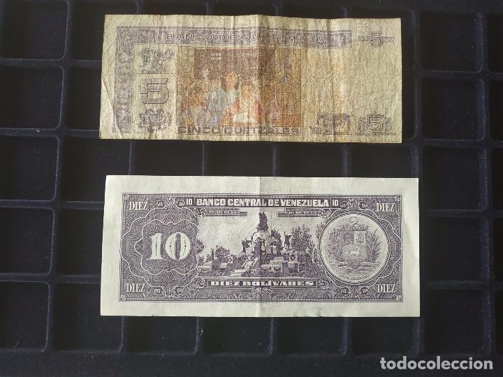Monedas de España: BIL99 - COLECCION DE DIEZ BILLETES EXTRANJEROS - Foto 6 - 147748586