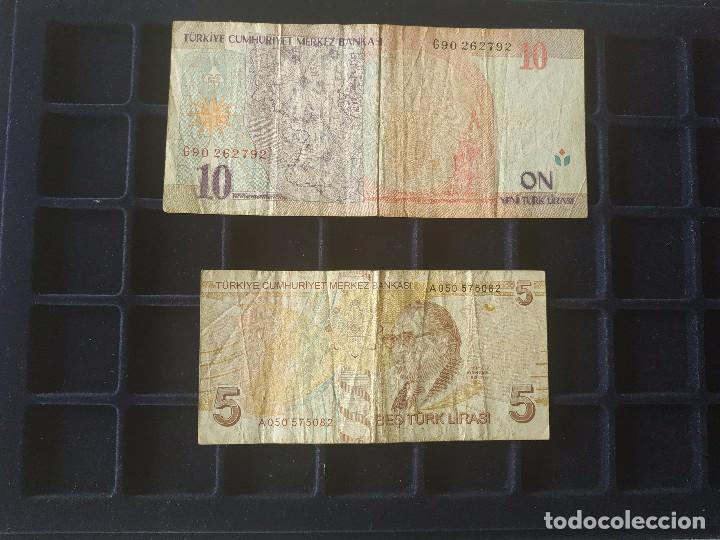 Monedas de España: BIL99 - COLECCION DE DIEZ BILLETES EXTRANJEROS - Foto 8 - 147748586