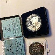 Monedas de España: LOTE 5 Y 25 ECUS CATALUÑA AÑO 1994.. Lote 149565150