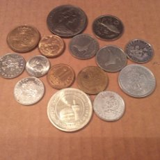 Coins of Spain - Lote monedas mundial 3 - 150524400