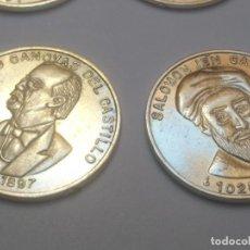 Monedas de España: LOTE DE 13 MONEDAS DE PLATA DE LEY 925 CON MARCAJE EN PRECINTO DE PLATA.. Lote 151611566