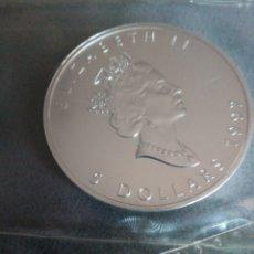 Monedas de España: CANADA. 3 ONZA DE PLATA. 1997. 5 DOLARES.. Lote 152094701