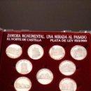 Monedas de España: LOTE DE MONEDAS EN PLATA DE ZAMORA. Lote 153603782