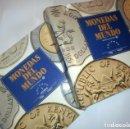 Monedas de España: MONEDAS DEL MUNDO- ORBIS CARPETAS-4- ARCHIVADOR. Lote 153968186