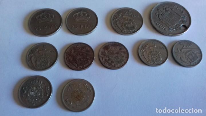 LOTE DE VARIAS MONEDAS (Numismática - España Modernas y Contemporáneas - Colecciones y Lotes de conjunto)