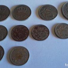 Monedas de España: LOTE DE VARIAS MONEDAS. Lote 154437306