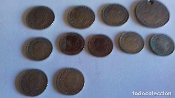 Monedas de España: Lote de varias monedas - Foto 4 - 154437306