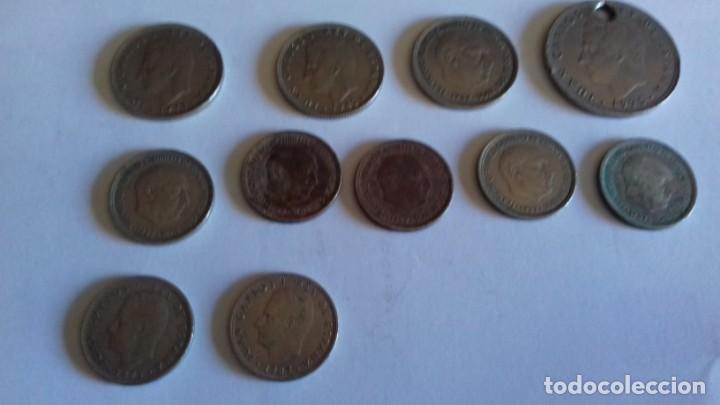 Monedas de España: Lote de varias monedas - Foto 5 - 154437306