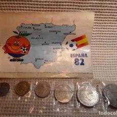 Monedas de España: MONEDAS MUNDIAL 82 ESPAÑA. Lote 154560762