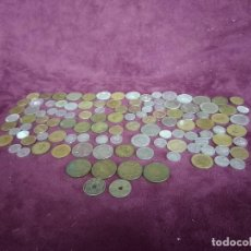 Monedas de España: GRAN LOTE DE MONEDAS ESPAÑOLAS, A CLASIFICAR, HAY DE 10 Y 50 CENTIMOS Y DE 2´50 PESETAS, ENTRE OTRAS. Lote 155682250