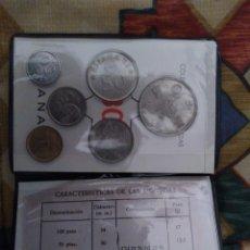 Monedas de España: COLECCION CONMEMORATIVA DE LA PESETA.. Lote 155782278