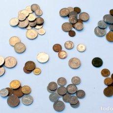 Monedas de España: LOTE 85 MONEDAS EXTRANJERAS. ALGUNAS EN CIRCULACION.. Lote 156652418