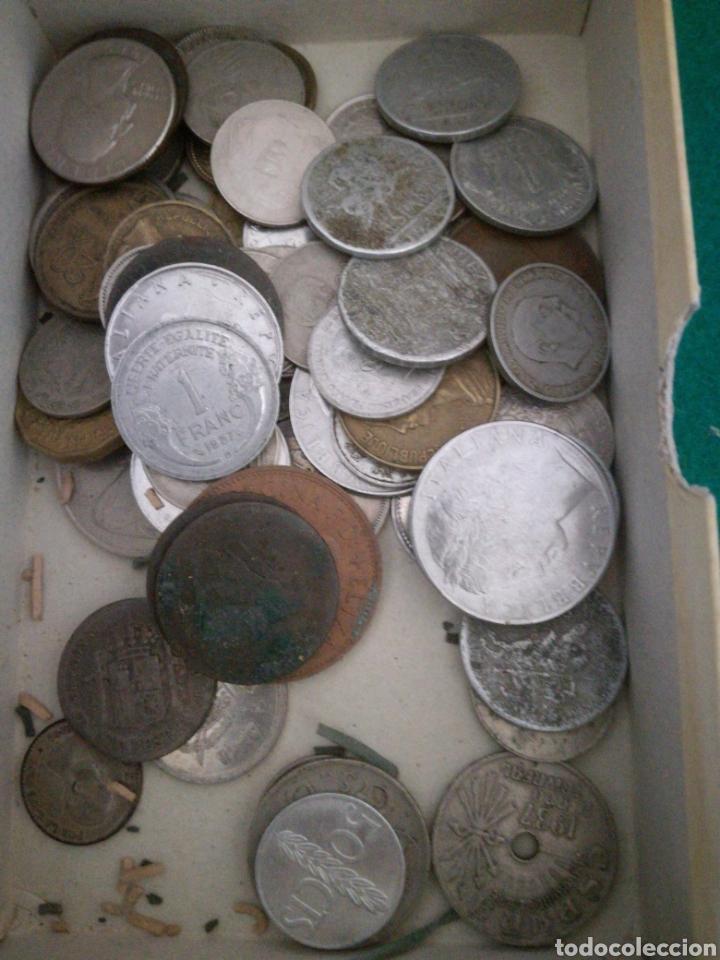 Monedas de España: LOTE DE MONEDAS VARIOS PAISES - Foto 2 - 156834121