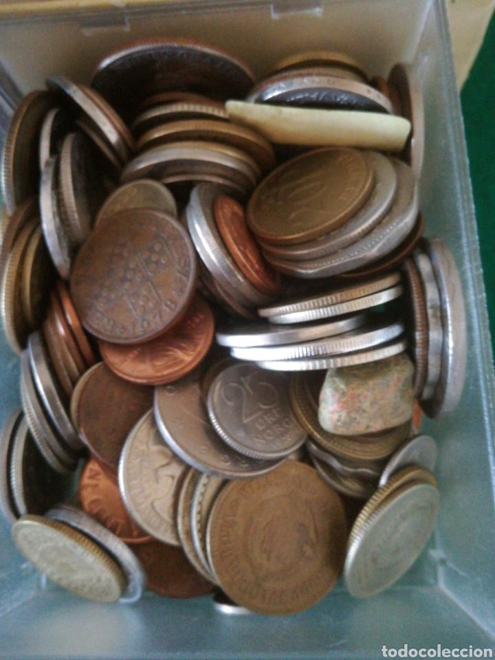 Monedas de España: LOTE DE MONEDAS VARIOS PAISES - Foto 3 - 156834121