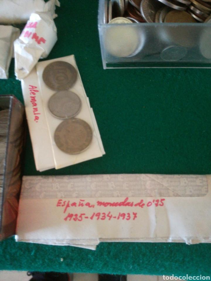 Monedas de España: LOTE DE MONEDAS VARIOS PAISES - Foto 4 - 156834121