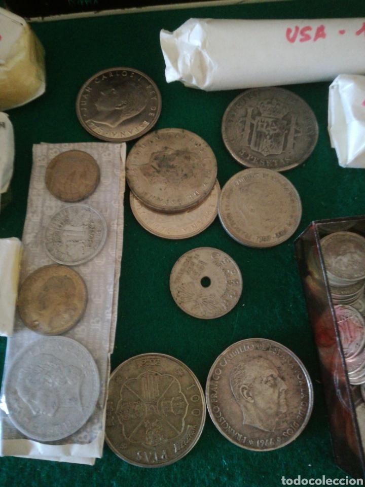 Monedas de España: LOTE DE MONEDAS VARIOS PAISES - Foto 6 - 156834121