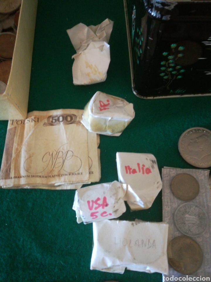 Monedas de España: LOTE DE MONEDAS VARIOS PAISES - Foto 8 - 156834121