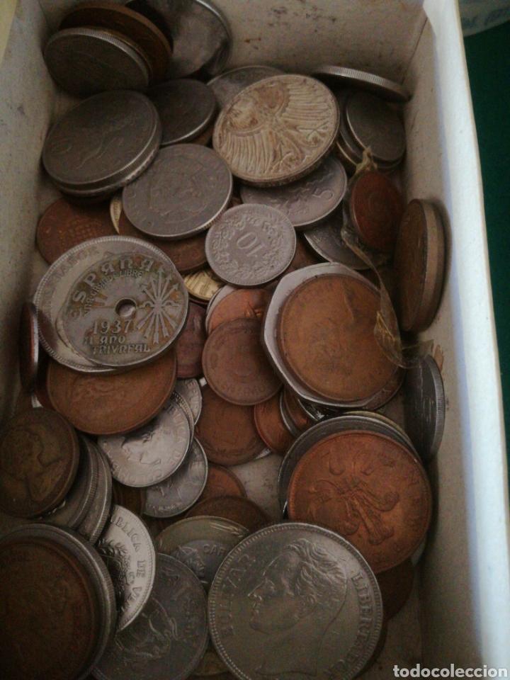 Monedas de España: LOTE DE MONEDAS VARIOS PAISES - Foto 9 - 156834121