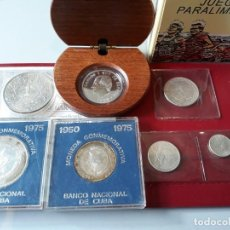 Coins of Spain - Lote monedas de plata - 158019350