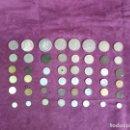 Monedas de España: LOTE DE 48 MONEDAS PARA CLASIFICAR, LA MAYORÍA ESPAÑOLAS. Lote 160024254