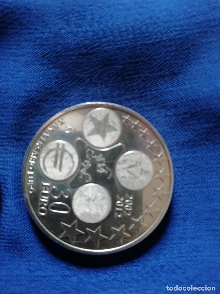 Monedas de España: Monedas 30€ España Plata - Foto 3 - 160308358